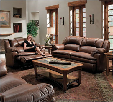 get comfortable leather couches for your home